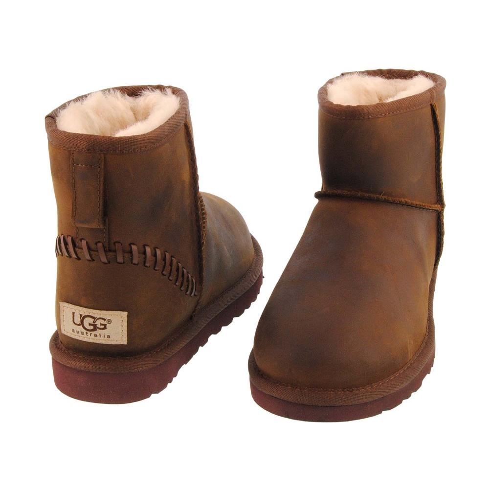 scarpe ugg materiale
