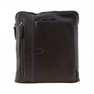 Borsa in pelle marrone per Ipad Miguel Bellido