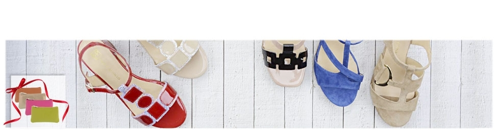 Sandali tacco mezzo